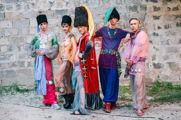 На экраны выходит фильм про гомосексуализм в украинском казачестве 5