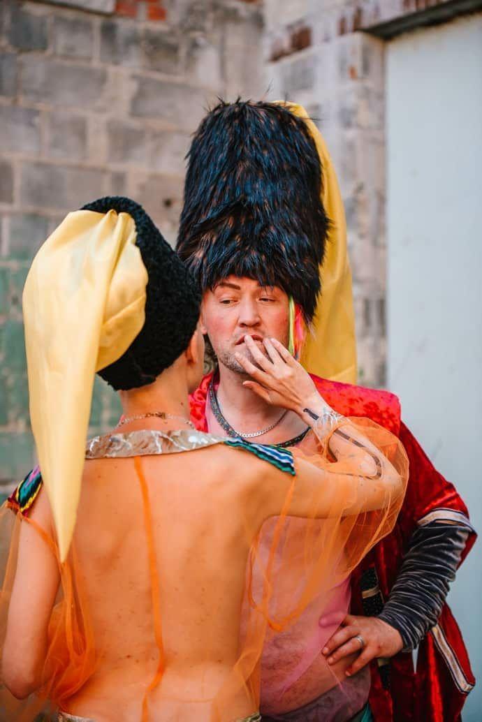 На экраны выходит фильм про гомосексуализм в украинском казачестве 6