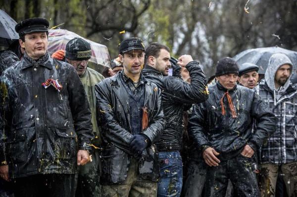 Годовщина подвигу 300 запорожцев, не покорившихся фашистам.