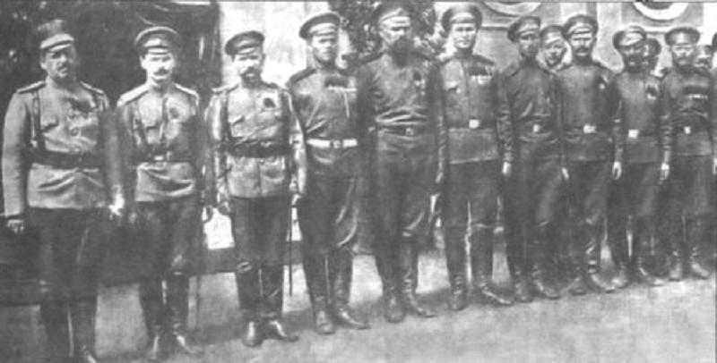 георгиевские кавалеры киева