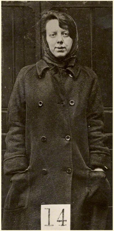 16 Lillian Forrester