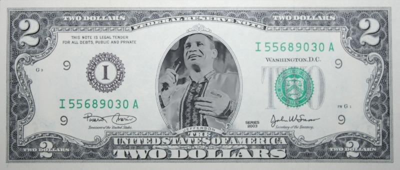 кличко 2 доллара