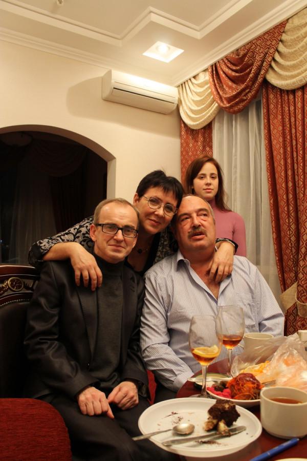 С Львом Вершинином