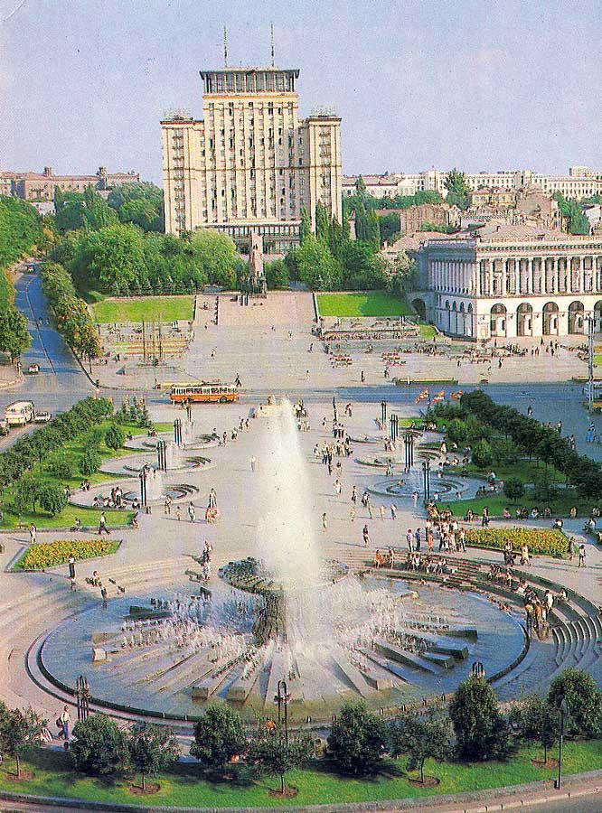 площадь Октябрьской революции_5