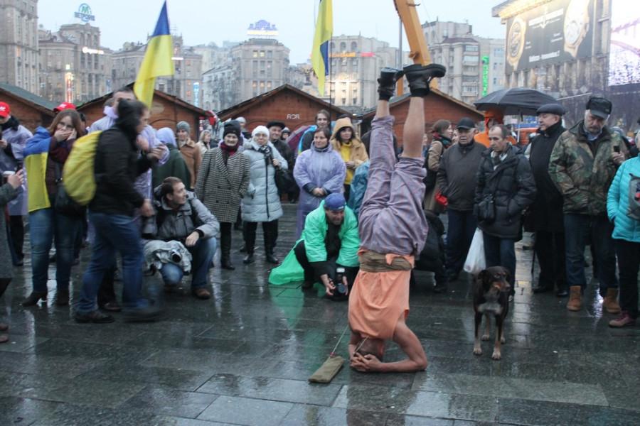 Евромайдан. 6 лет спустя