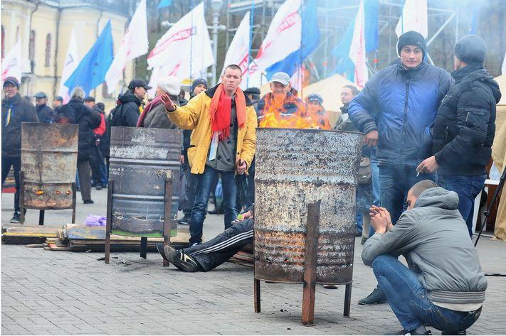 Буржуйки_Майдан