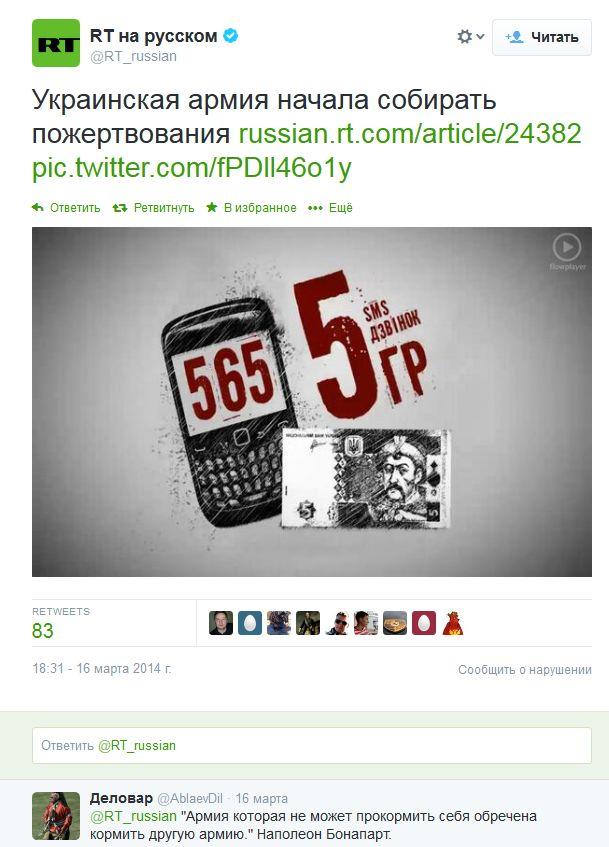 Украинская армия без комментариев