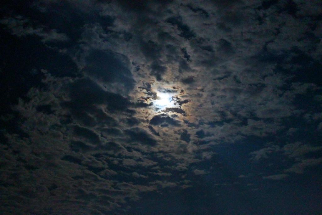Ночь над Украиной