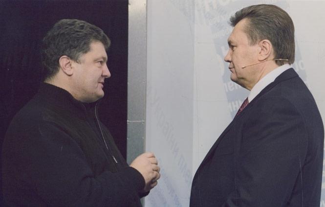 порошенко-янукович