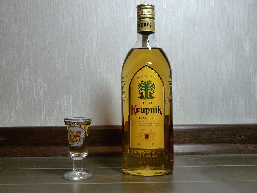крупник напиток рецепт