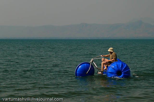 Нуаза озеро