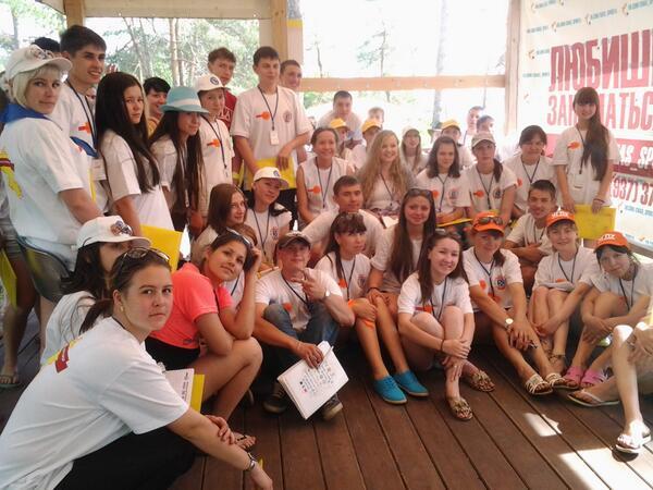 Союз Добровольцев России выступает на образовательных форумах!