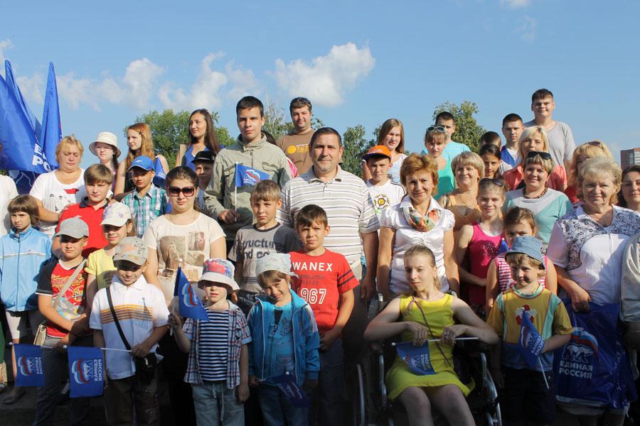 Как много добрых дел делает Союз Добровольцев России