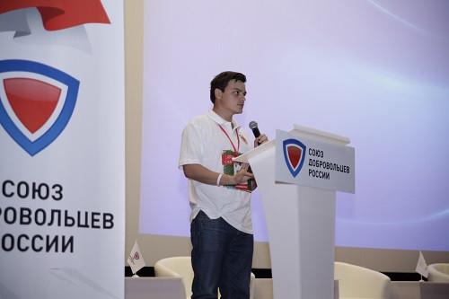 Всероссийский Съезд добровольцев: первые успехи и впечатления