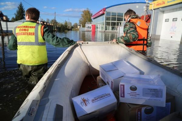 Новая информация  о наводнении в Комсомольске-на-Амуре