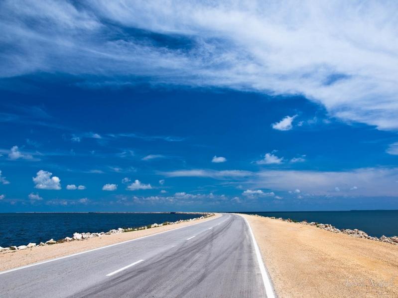 дорога на Кайо-Санта_Мария