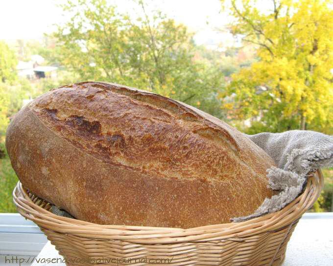 Хлеб с цельнозерн. мукой