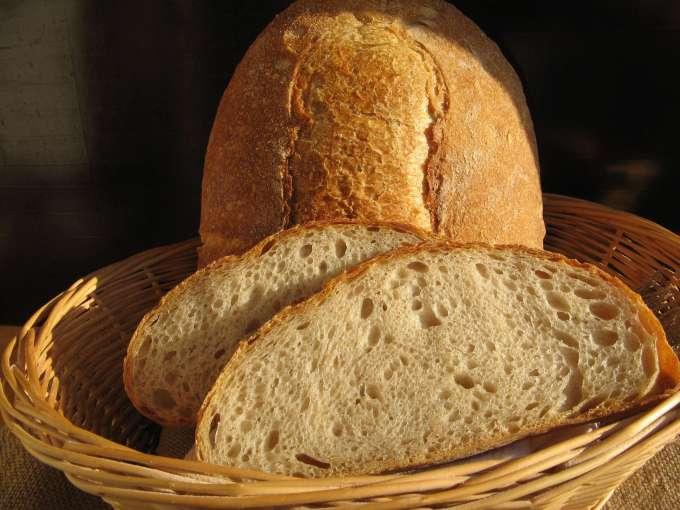 Хлеб с ц.з мукой раз2