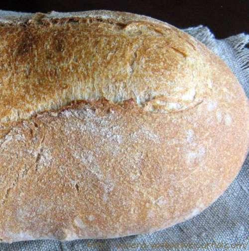 Хлеб с цз мукой фр.