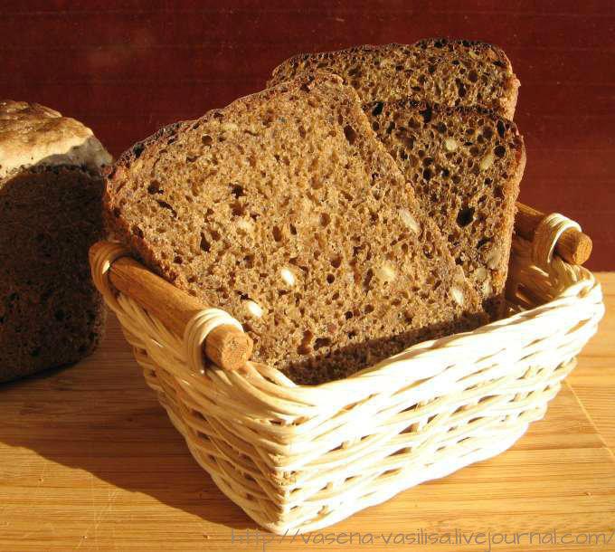 Хлеб Белые Росы