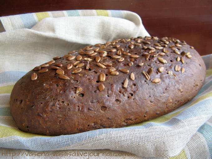 Хлеб Белые Росы 1
