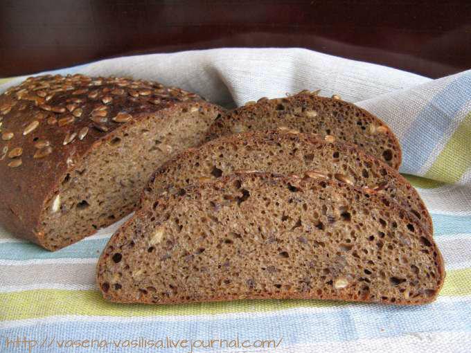 Хлеб Белые Росы подов.