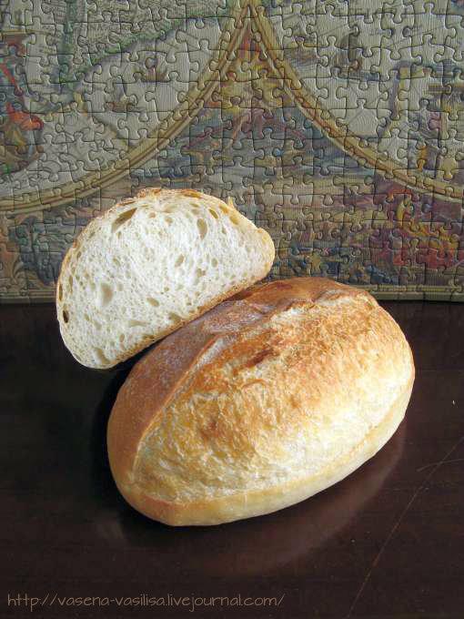 Пшеничная булка 2