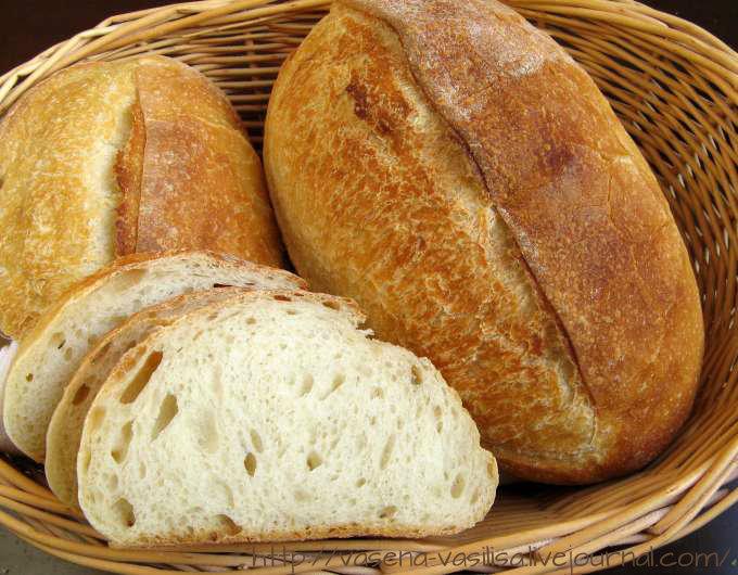 Пшеничная булка 3