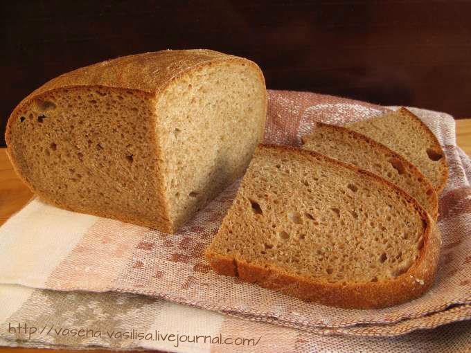 Украинский ржаной хлеб