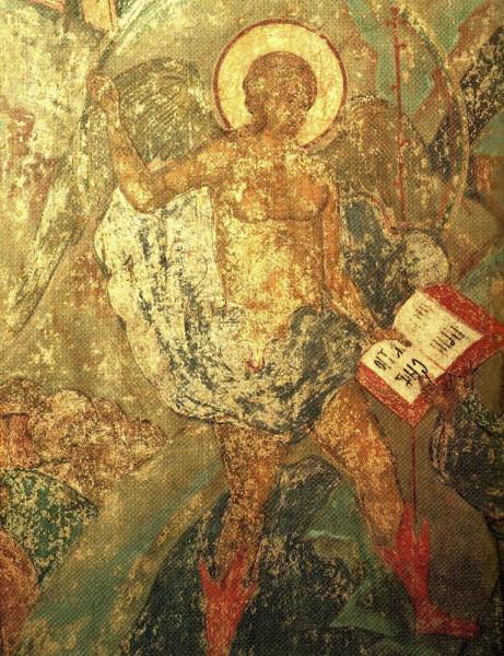 Благовещенский собор Ангел