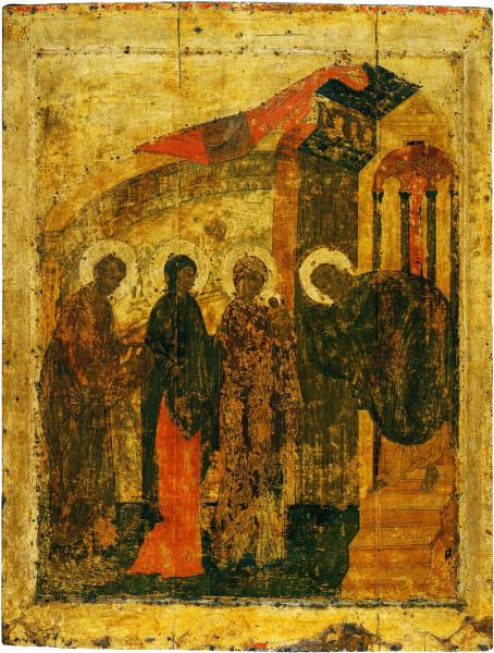 Благовещенский собор Кремль (4)
