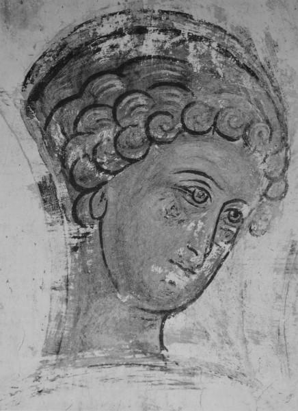 Фрески после 1918 Ангел