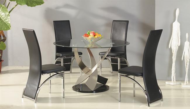 стеклянный стол1