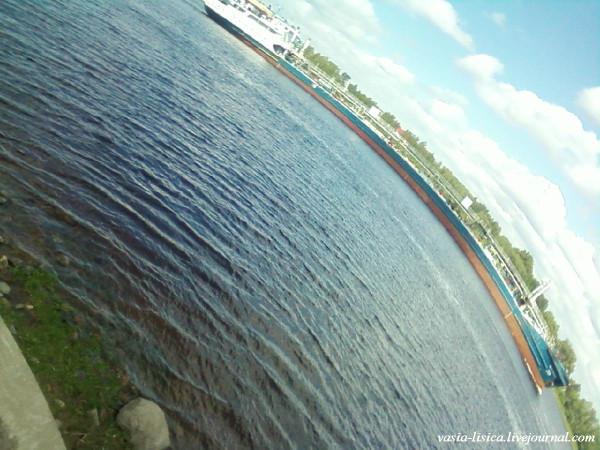 Рыбинск Волга