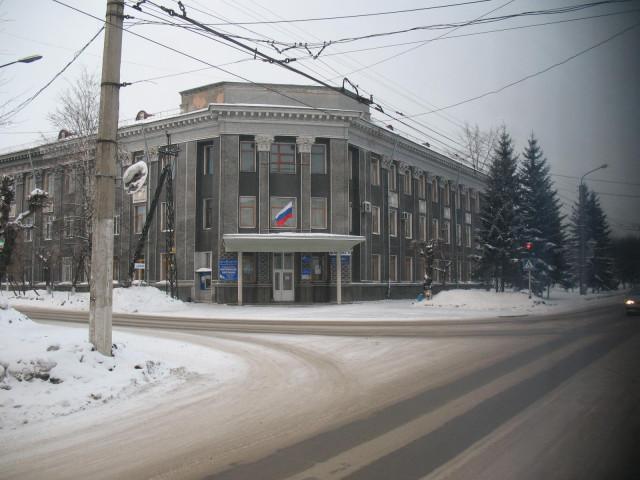 Ленинск-Кузнецк из автобуса