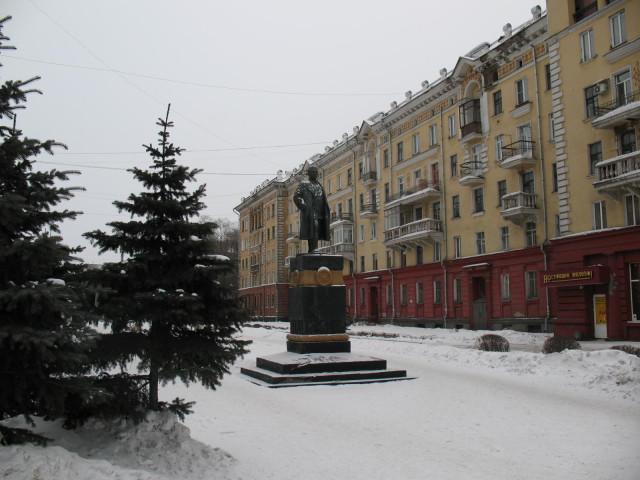 Виды Новокузнецка