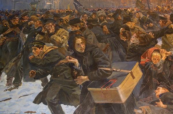 """""""Кровавое воскресенье 1905 года"""""""