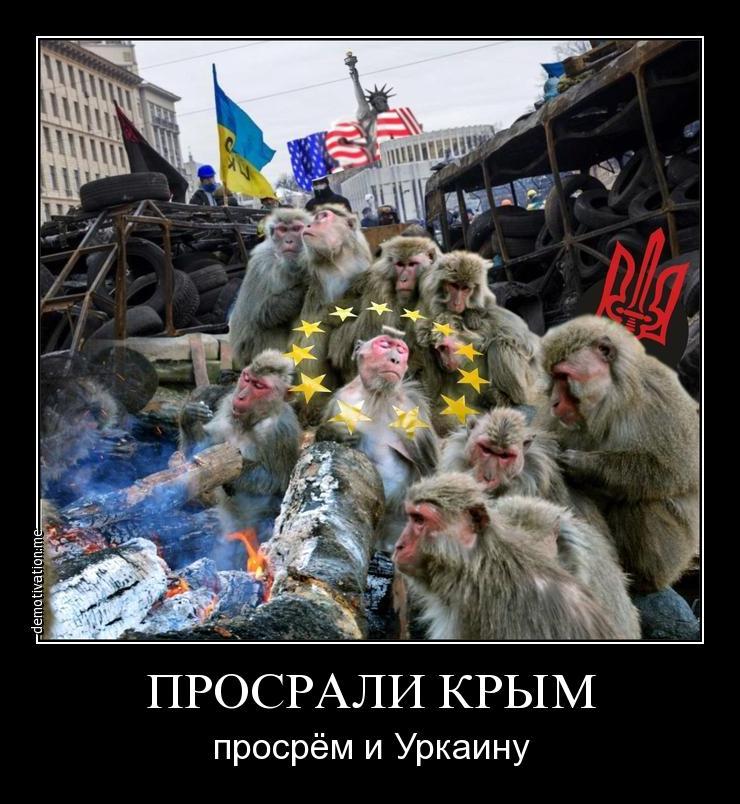 пусть демотиватор о майдане ли, что белорусов