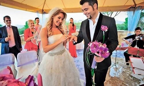 сесиль свердлова фото со свадьбы