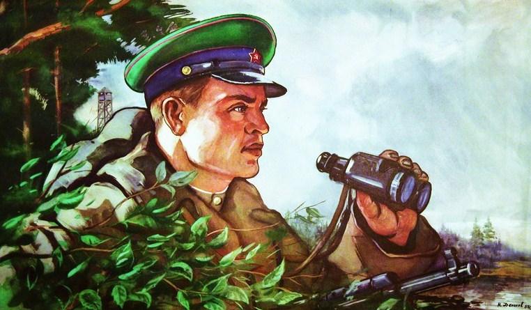 Владимир Путин поздравил защитников российских границ: «Спасибо за честную службу!»