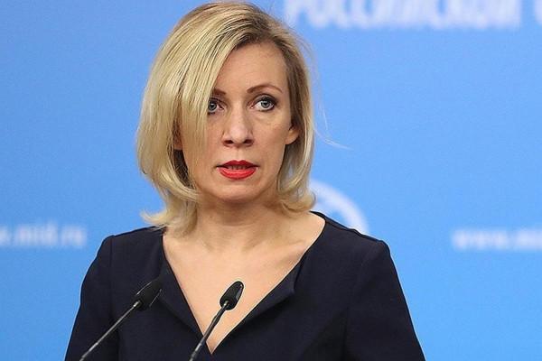 Захарова: польские медиа выливают на Россию тонны грязи