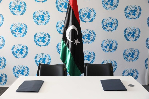 ООН поддерживает террор в Ливии
