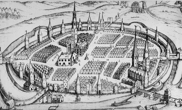 Гамельн. Около 1662 г.