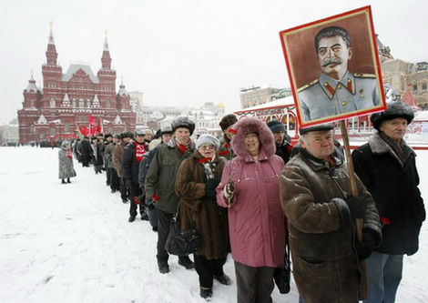 Нет бога, кроме Сталина?