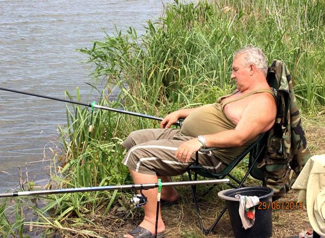 ролик смешной про рыбалку