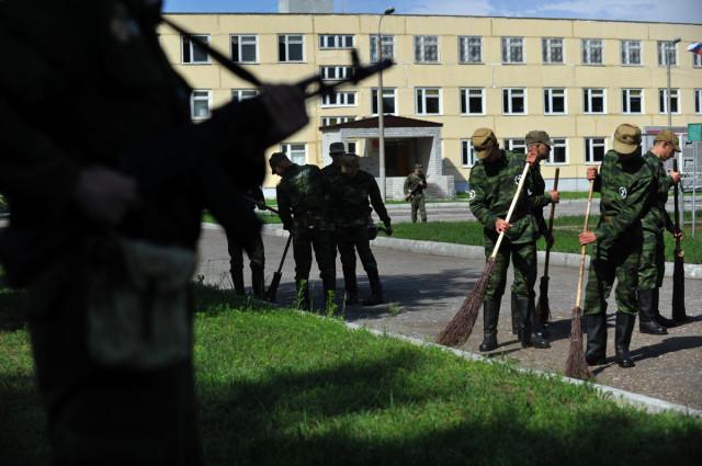 дисбат / дисциплинарный батальон