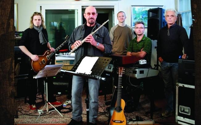 Ian Anderson TaaB band