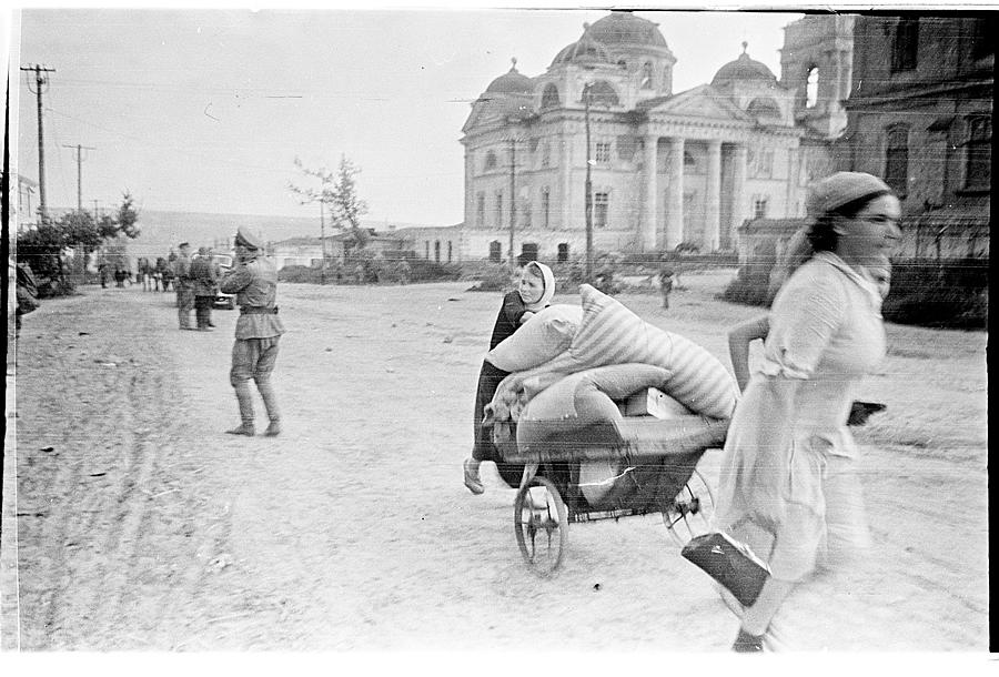 Освобождение Белгорода - август 1943 года -03