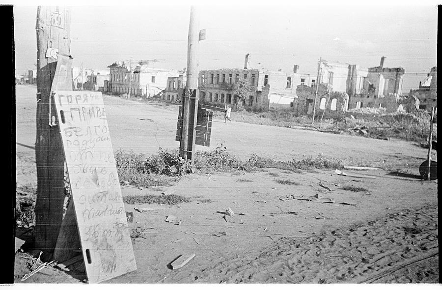 Освобождение Белгорода - август 1943 года -06