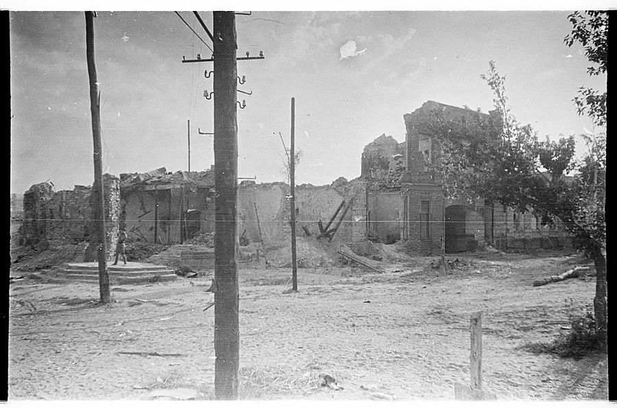 Освобождение Белгорода - август 1943 года -07